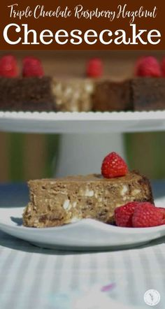 Dump Cake Recipes, Best Dessert Recipes, Candy Recipes, Fun Desserts, Sweet Recipes, Delicious Desserts, Snack Recipes, Fruit Cheesecake, Homemade Cheesecake