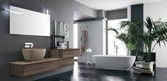 Del bagno mi piace un sacco la vasca, è rilassante un bagno caldo in inverno, meglio quando fatto in compagnia della mia ragazza. Ho preso spunto da riviste, programmi TV e cataloghi dei negozi