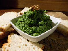 Green paté Gif, Guacamole, Vegan Vegetarian, Broccoli, Salsa, Mexican, Ethnic Recipes, Green, Food
