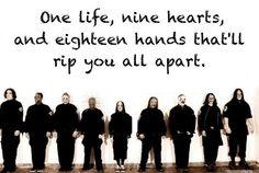 Slipknot Rest In Paradise Paul 💜 Slipknot Quotes, Slipknot Lyrics, Slipknot Band, Gaara, Sasuke, Rob Zombie, Metal Meme, Slipknot Corey Taylor, Kerry King