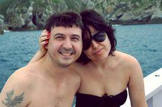 Marcelo e Priscilla em Búzios - RJ