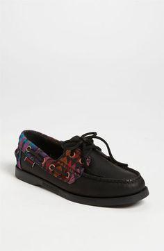 sebago spinnaker boat shoe