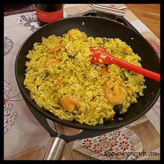 Il riso nell'alimentazione senza glutine riveste una notevole importanza. Niente di meglio che provarlo con mazzancolle, pollo e broccoli. Ingredienti per 2 persone: 140 g[...]