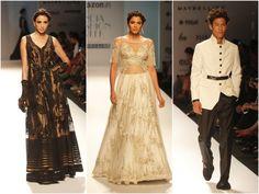 Soltee by Sulakshana Monga Creates Magic. #Fashiondesigner #AIFW16 #Fashionweek