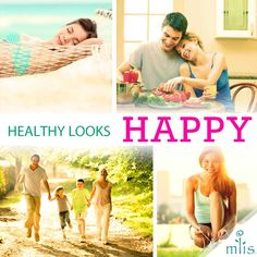 A happier life begins with a healthier life!