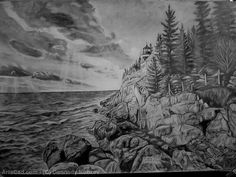 Artwork >> Gennady Kobzev >> Native side. Party native