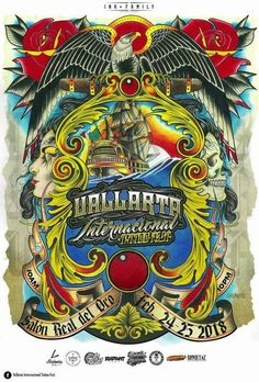 2º Vallarta Internacional Tattoo Fest   Tattoo Filter