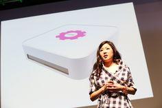 Estudante de Harvard cria impressora 3D doméstica capaz de fabricar maquiagens: http://glo.bo/1fRSOkF