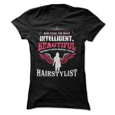 Awesome Hairstylist T-Shirts, Hoodies. SHOPPING NOW ==► https://www.sunfrog.com/LifeStyle/Awesome-Hairstylist-Shirt-13339018-Guys.html?id=41382