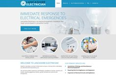 For all your electrical work try; Lancashire Electrician Unit 1, Alice Street, Morecambe, Lancashire, LA4 5NH Tel: 07895 242474 or visit their website http://www.lancashireelectrician.co.uk