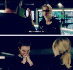 #Arrow #Olicity #Season5 #5x19