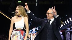 New story on InStyle: A 700 Foot Runway and 2.3 Million Pixels These Are the Details from the Tommy Hilfiger Show #fashion #fashionnews #instyle