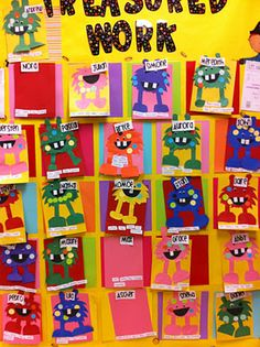Monster craft, with some cute remembrance day activities on the site too.