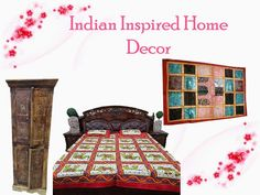 Indian Bedding Bedspread: Indina Inspired Cotton Bedding