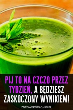 Cantaloupe, Smoothies, Detox, Food And Drink, Herbs, Fruit, Crafts, Smoothie, Manualidades