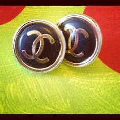 Chanel button jewelry love it! must try! #ecrafty
