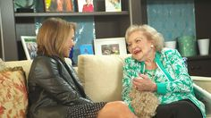 [Video] Katie Couric interviews Betty White about 95th birthday. Yahoo News. January 17, 2017