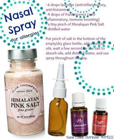 Allergy Nasal Spray