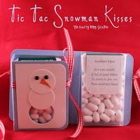 He's cute, Cuddly, and full of good wishes. He wants to give you These snowman kisses!
