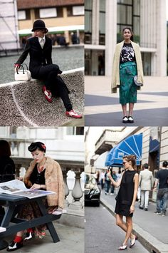 The Sartorialist.   Spirit of personal style