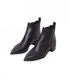Acne Studios Jensen Chelsea Boots in Black