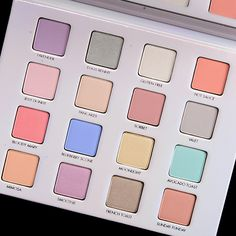LORAC I Love Brunch Collection includes an eyeshadow palette, two blushes, one highlighter, four lipsticks, and four lipglosses. Here are swatches (reviews
