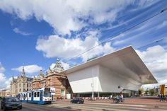 Stedelijk Museum Amsterdam / Benthem Crouwel Architects. #museum #amsterdam #holland