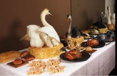 Food History Jottings: A recreated 1566 livery company feast at the Museum of London