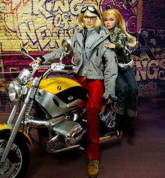 #PoppyParker #Doll Ace McFly& Poppy