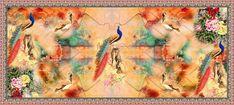 Islamic Art Pattern, Pattern Art, Flower Wallpaper, Printing On Fabric, Beautiful Flowers, Textiles, African, Concept, Prints