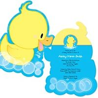 Ducky Duck - Baby Shower Theme | BigDotOfHappiness.com