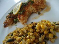 MALZEMELER 4 adet yaklasık 150gr tavuk göğsü fileto 50 gr. tereyağ 5 yemek ka...
