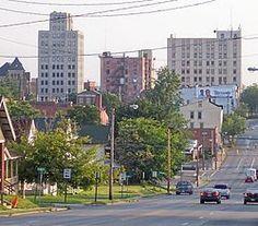 Mansfield, Ohio  -  my hometown.