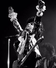 Prince - The Purple Rain Tour 1985