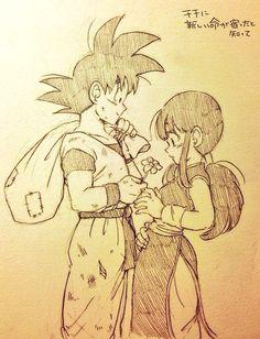Goku & Chichi