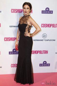 Blanca Suarez con el vestido mas precioso del mundo.
