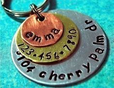 Never thought to look on Etsy for custom dog tags. So cute! Charlie will definitely be getting one of these.