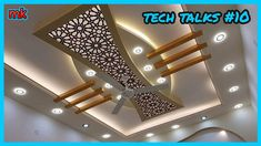 Amazing and Unique Tricks Can Change Your Life: Glass False Ceiling Design false ceiling office.L Shaped False Ceiling Design false ceiling design unique. Gypsum Ceiling, Ceiling Chandelier, Ceiling Beams, Ceiling Lights, Ceilings, Ceiling Plan, Ceiling Murals, House Ceiling Design, Ceiling Design Living Room
