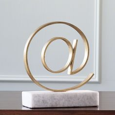 @ Symbol Sculpture