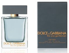 The One Gentleman By Dolce & Gabbana Men Fragrance « Impulse Clothes