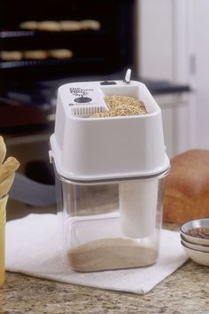 Electric Grain Mill by Blendtec