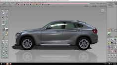 BMW X2 Coupe Concept on Behance