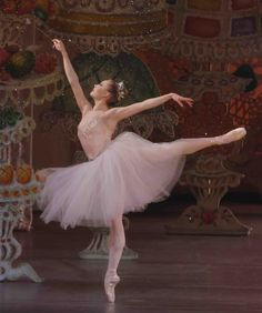 The Nutcracker Ballet, the Sugar Plum Fairy