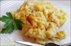 Quick and Easy Southern Corn Pudding - SILVER FOODIE