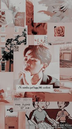 Baekhyun - exo Aesthetic Collage, Kpop Aesthetic, Wallpapers Kpop, Baekhyun Wallpaper, Exo Lockscreen, Collage Background, Boys Wallpaper, Bts And Exo, Exo Members