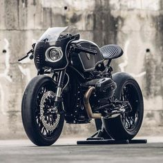 "bike-exif: "" We've been waiting a long time for @winston_yeh of Rough Crafts to get his hand on a Beemer. BMW have finally made it happen, and boy, it's been worth the wait. This incredible R nineT is..."