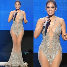 """One of the best dresses she ever wore ! Stunning  #JLo #JENuary #JenniferLopez"""