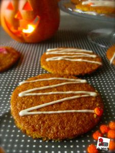 Pumpkin and maple syrup Cookies