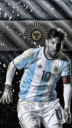 Lionel Messi is the God of the Argentina Representation Messi Soccer, Messi 10, Argentina Wallpaper, Lionel Messi Family, Soccer Cup, Messi Argentina, Fcb Barcelona, Lionel Messi Wallpapers, Argentina National Team