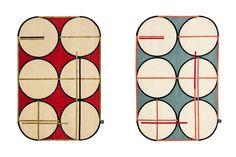 Credenza designed by Patricia Urquiola and Federico Pepe for cc-tapis | cc-tapis